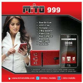 Hp Lokal Mito 999 Mini Note
